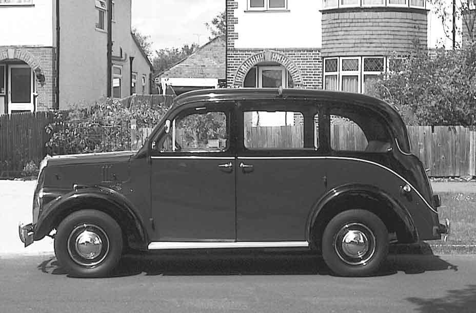 Beardmore MkVII 4-door