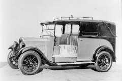 1934 Austin 12/4 LL with Strachan body