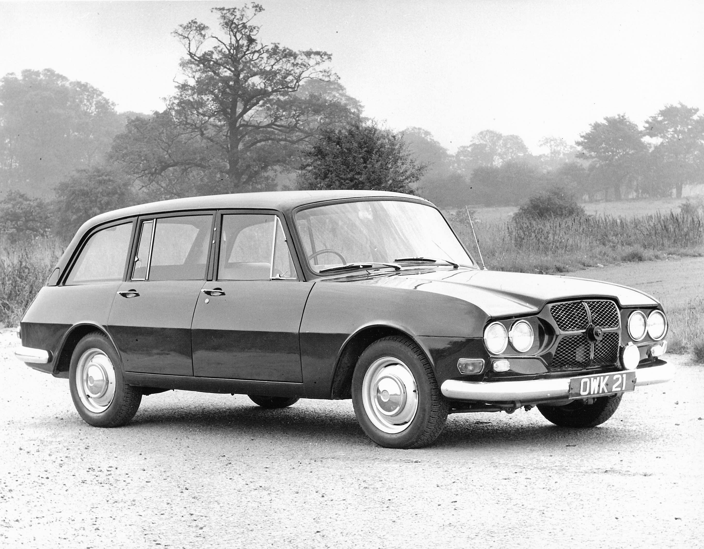 Ferguson Research car R5/1