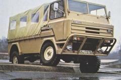 Stonefield 4x4 pickup