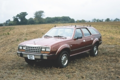 AMC Eagle Sportabout Wagon