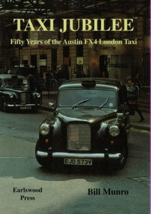 Taxi Jubilee cover image