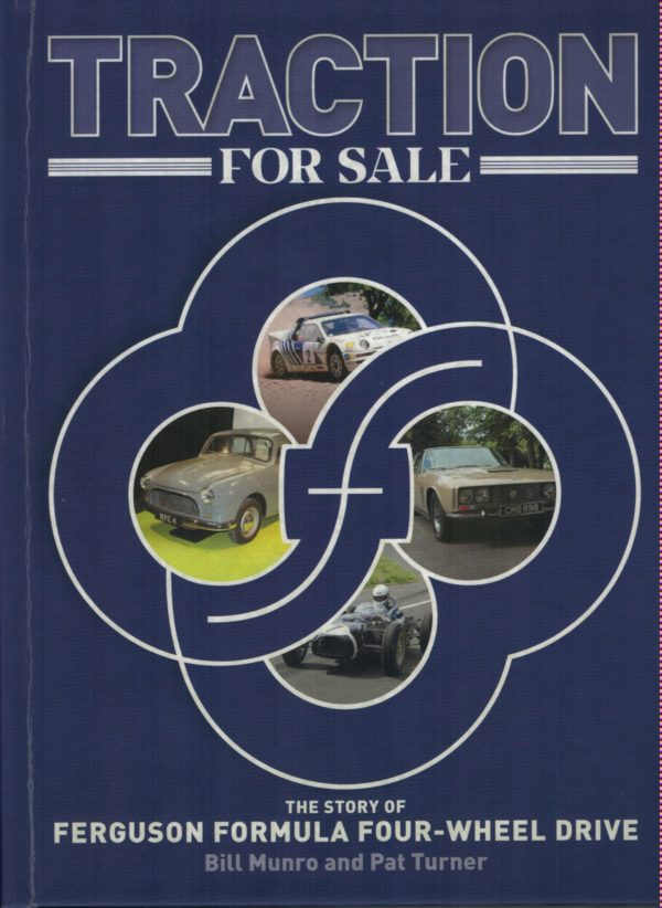 Traction for Sale Cover Image